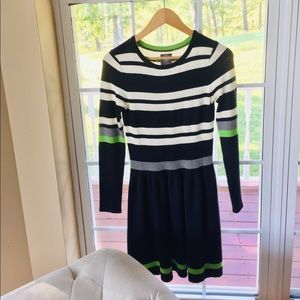 Vince Camuto Long Sleeve Sweater Dress XS
